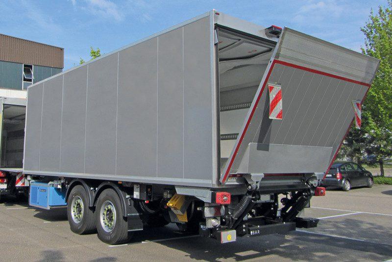 Liftas sunkvežimiui